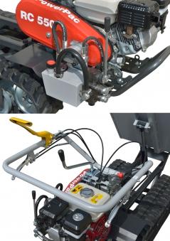 Powerpac Raupendumper / Raupen-Caddy RC550 Bild 3