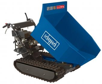 Scheppach Mini-Raupen-Dumper DP 5000 6,5 PS Bild 2