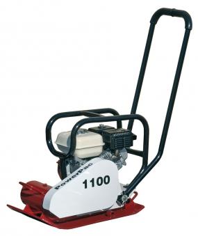 Powerpac Rüttelplatte Vorlauf VP1100B/360 Benzin 69kg Bild 1