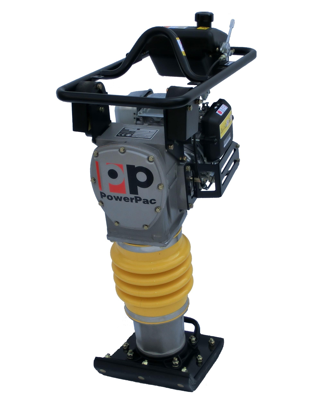 Powerpac Vibrationsstampfer PPS68H Benzin Bild 1