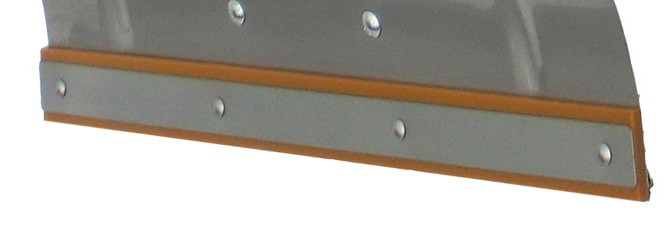 PowerPac Gummileiste für Schneeräumer SCH74 Bild 1
