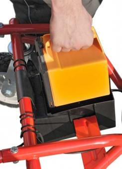 Powerpac Akku für Elektro-Schneeräumer ES230 Bild 1