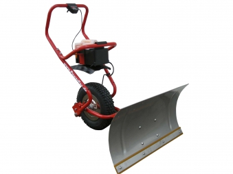 Powerpac Elektro Schneeschieber / Kehrmaschine ES230 74cm Bild 3