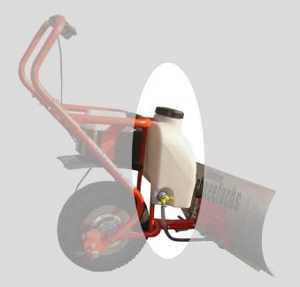 Powerpac Flüssigtaumittelbehälter für Elektro-Schneeräumer ES230 Bild 1