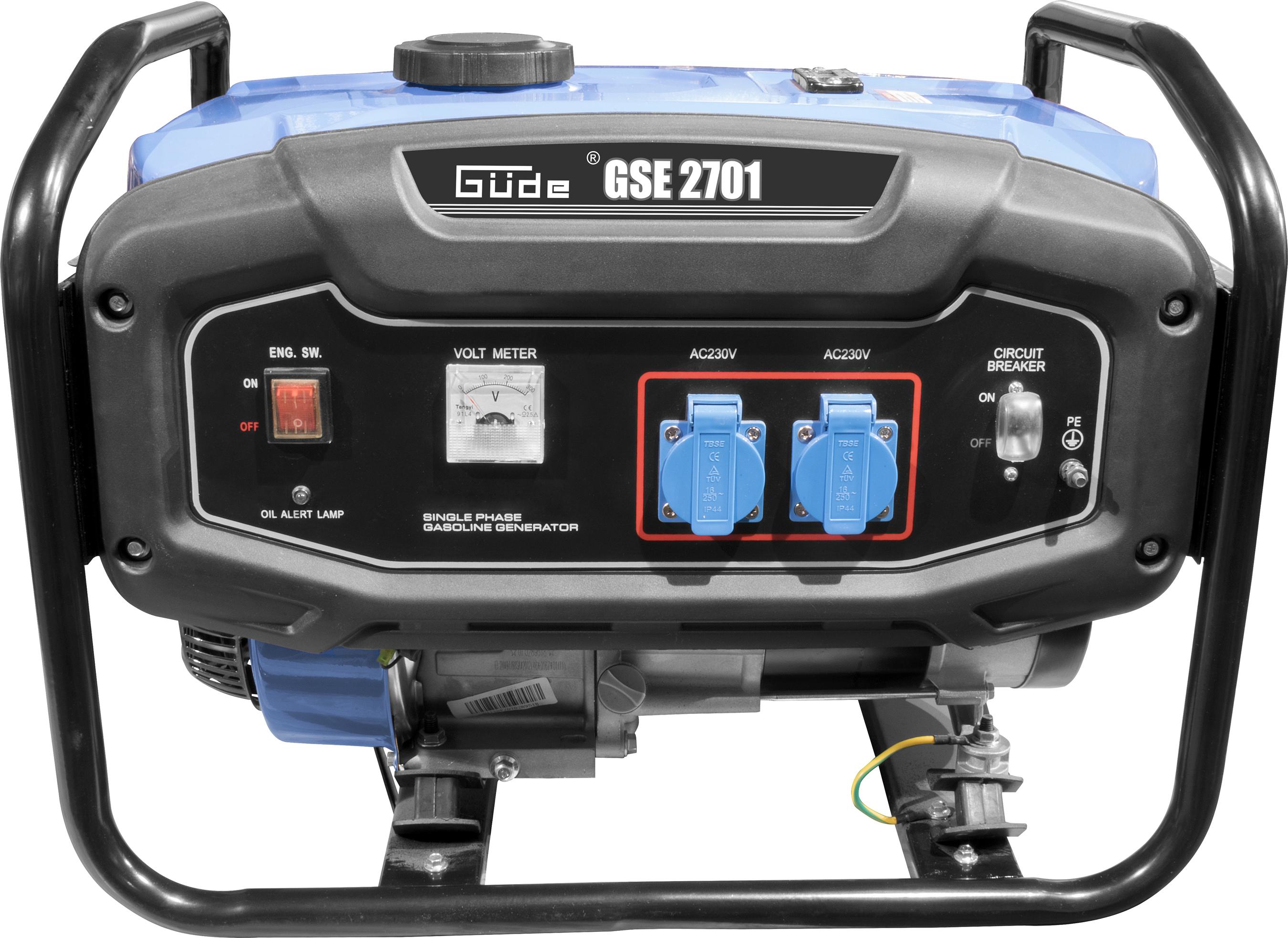 Güde Stromerzeuger GSE 2701 Bild 3