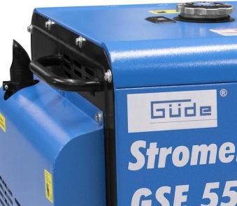 Güde Stromerzeuger GSE 5501 DSG Bild 5