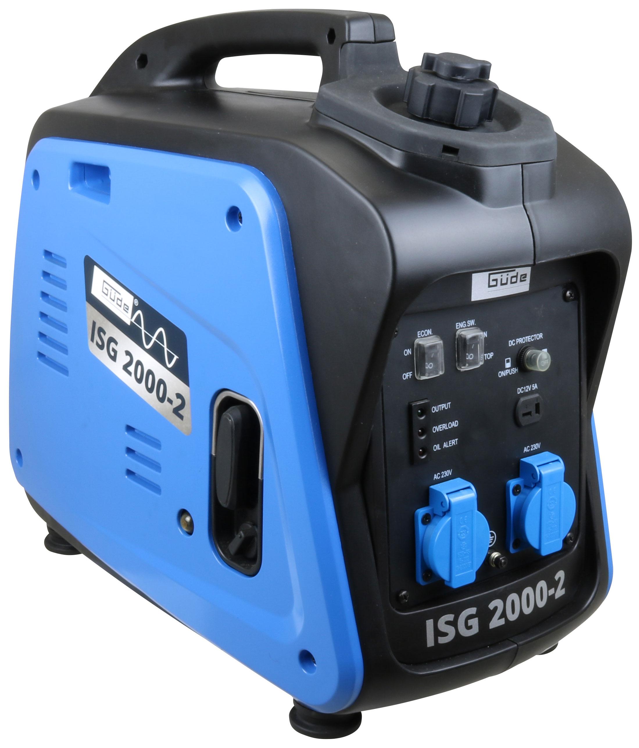 Inverter Stromerzeuger ISG 2000-2 Güde Bild 1