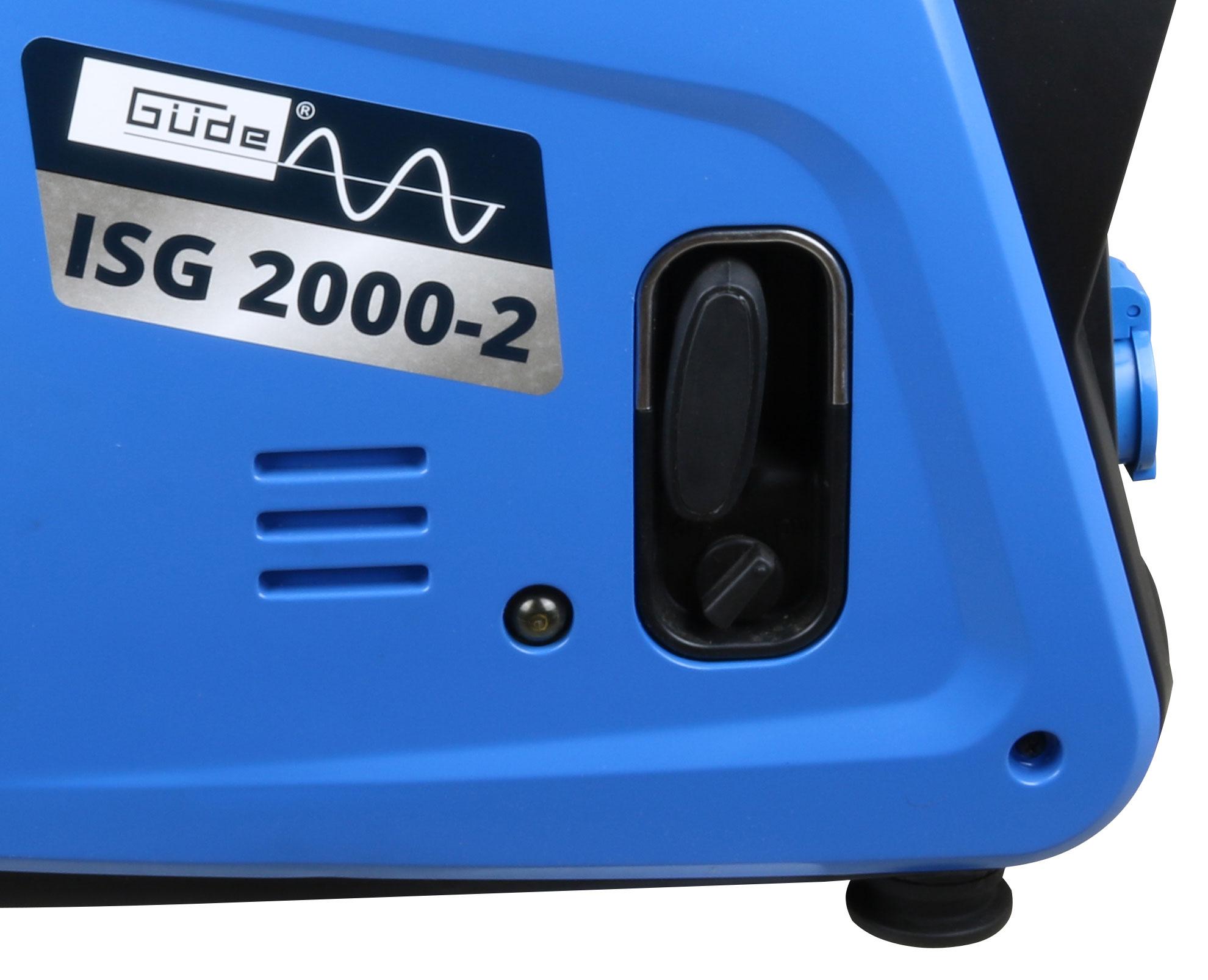 Inverter Stromerzeuger ISG 2000-2 Güde Bild 3