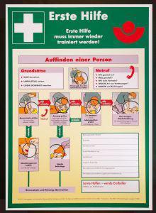 Anleitung Ersten Hilfe Kunststoff (PVC) Bild 1
