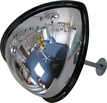 Gabelstapler Spiegel 25cm STRECKE Bild 1