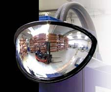 Gabelstapler Spiegel 25cm STRECKE Bild 4