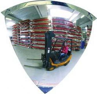 Kuppelspiegel Achtelkugel D60cm STRECKE Bild 1