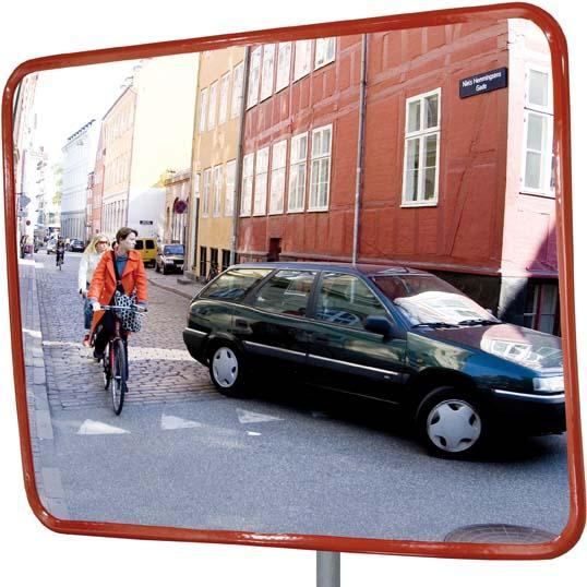 Rundspiegel für Innen 60 x 80 cm STRECKE Bild 1