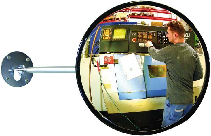 Universalspiegel rund 70 cm STRECKE Bild 1
