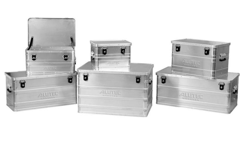 Aluminiumbox B 70 565x360x350mm Alutec Bild 1