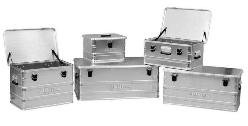 Aluminiumbox C 29 400x300x245mm Alutec Bild 1