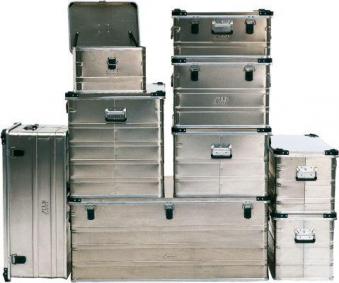 Aluminiumbox D 29 400x300x245mm Alutec Bild 1
