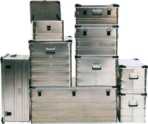 Aluminiumbox D 91 750x350x350mm Alutec Bild 1