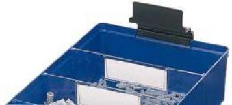 Auszugsperre für Kleinteile-Box Bild 1