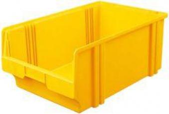 Sichtlagerkasten LK 1B gelb Bild 1