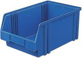 Sichtlagerkasten LK 2 blau Bild 1