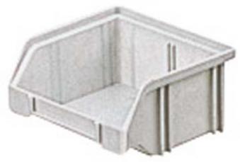 Sichtlagerkasten LK 5 grau Bild 1