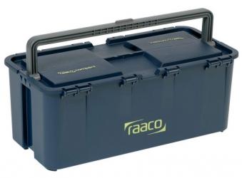 Werkzeugkoffer Compact 20 blau Bild 1