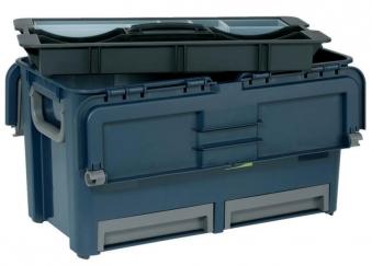 Werkzeugkoffer Compact 47 blau Bild 1