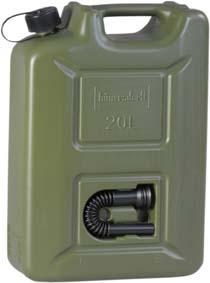 Kraftstoffkanister Profi 20l Un-Zul.n-oliv Bild 1