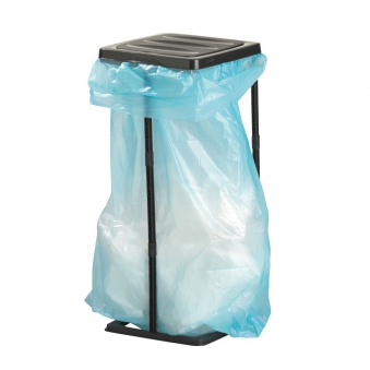 Müllsackständer mit Deckel 60 Liter Bild 1