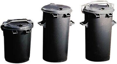 Mülleimer Kst. 35 Liter, mit Bügel Bild 1