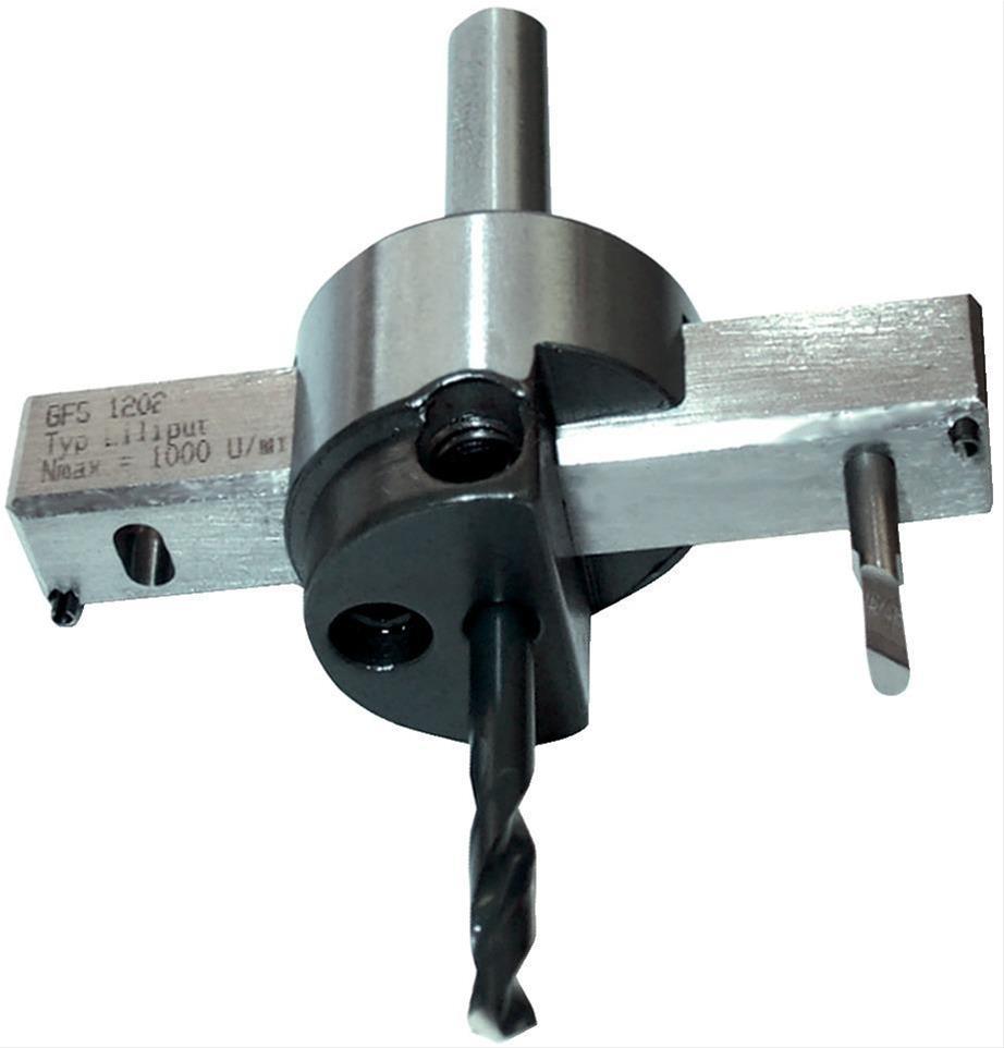 Kreisschneider LILIPUT 10 mm zyl. GFS Bild 1