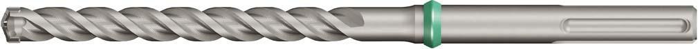 SDS-max Enduro Trijet16x 340/ 200mm Heller Bild 1