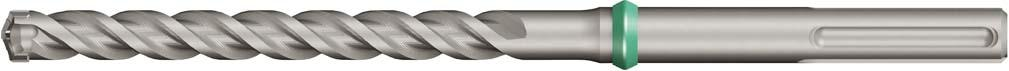 SDS-max Enduro Trijet16x 540/ 400mm Heller Bild 1