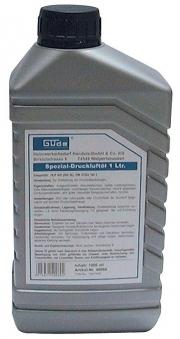 Druckluftöl / Spezialnebelöl Güde 1 Liter Bild 1