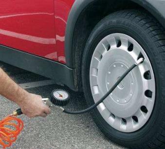 Einhell Reifenfüllmesser / Zubehör Kompressor Bild 2