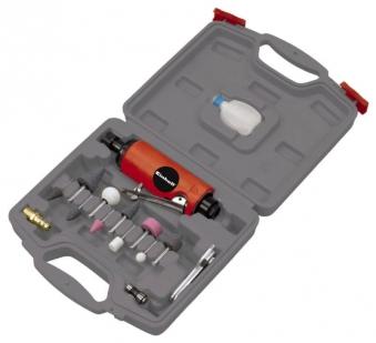 Einhell Stabschleifer-Set DSL 250/2 DL / Druckluft Stabschleifer Set Bild 2