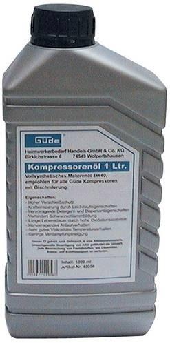 Kompressorenöl Güde 5W40 Vollsyntetic 1 L Bild 1