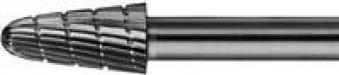 Frässt. HSS L 1630 3 6mm 16x30 mm Pferd Bild 1