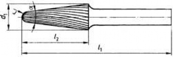Frässt. HSS L 1630 3 6mm 16x30 mm Pferd Bild 2