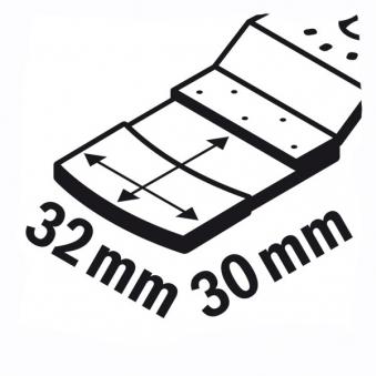 Bosch HM RIFF Tauchsägeblatt AIZ 32 RT Bild 2