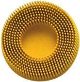 Bristle Disc ROLOC 50,8mm K 80 (gelb) 3M Bild 1