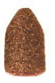 Schleifkappe Form G f. 7x13 K150 Pferd Bild 1
