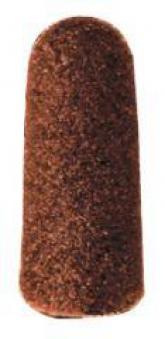 Schleifkappe Form L f. 5x15 K 80 Pferd Bild 1