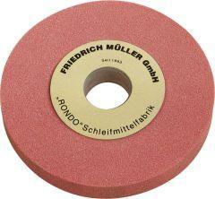 Schleifscheibe EK K60 200x25x32/20mm Müller Bild 1