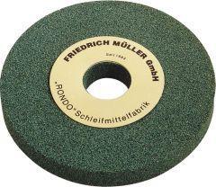 Schleifscheibe SC K80 200x32x32mm Müller Bild 1