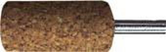 Schleifstift ZY 1632 6 AN 60 N 5B Pferd Bild 1
