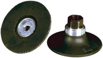 Stützteller M14 ROLOC 76,2mm extra hart 3M Bild 1