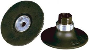 Stützteller M14 ROLOC 76,2mm hart 3M Bild 1
