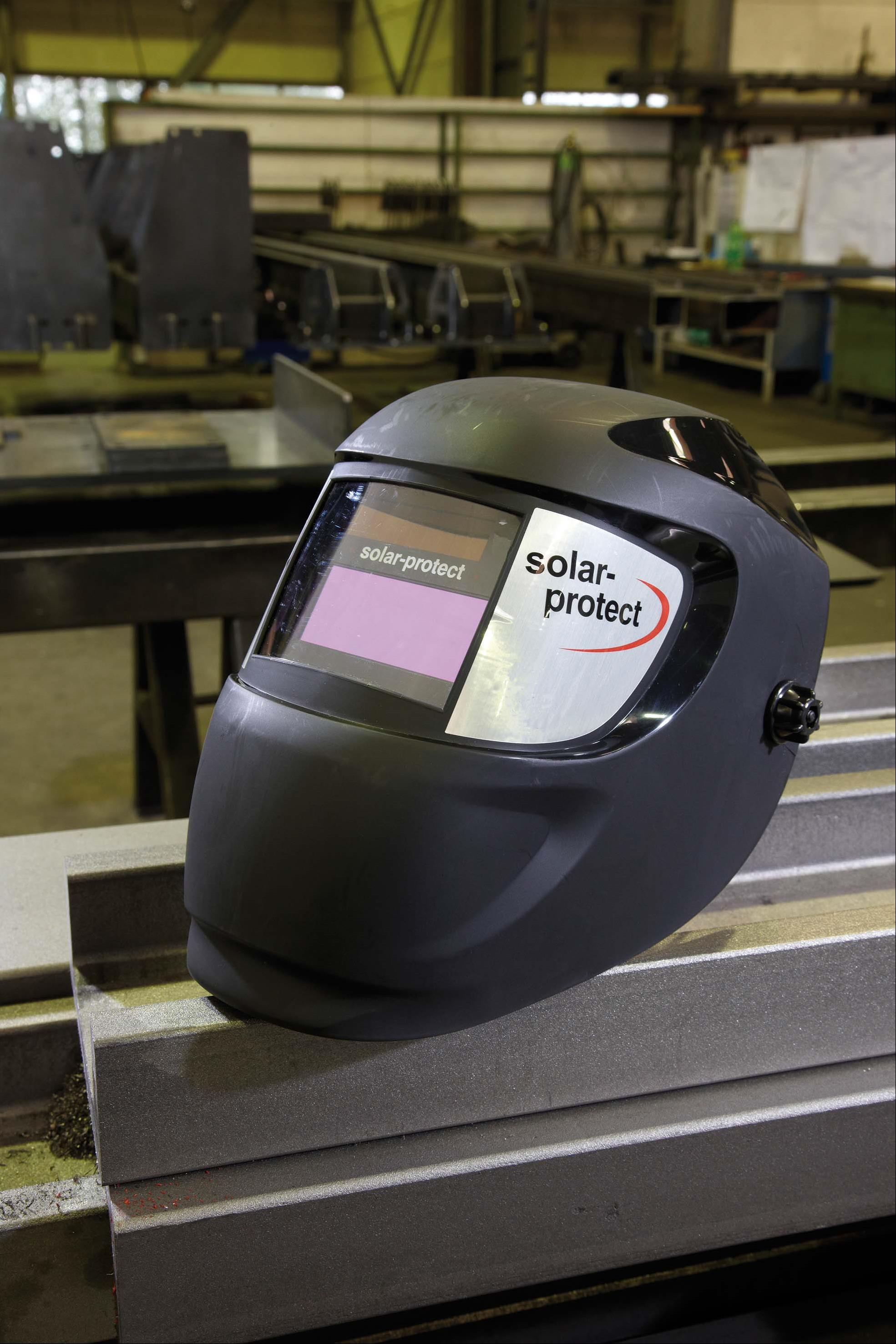 Automatikhelm Protect Air Bild 1
